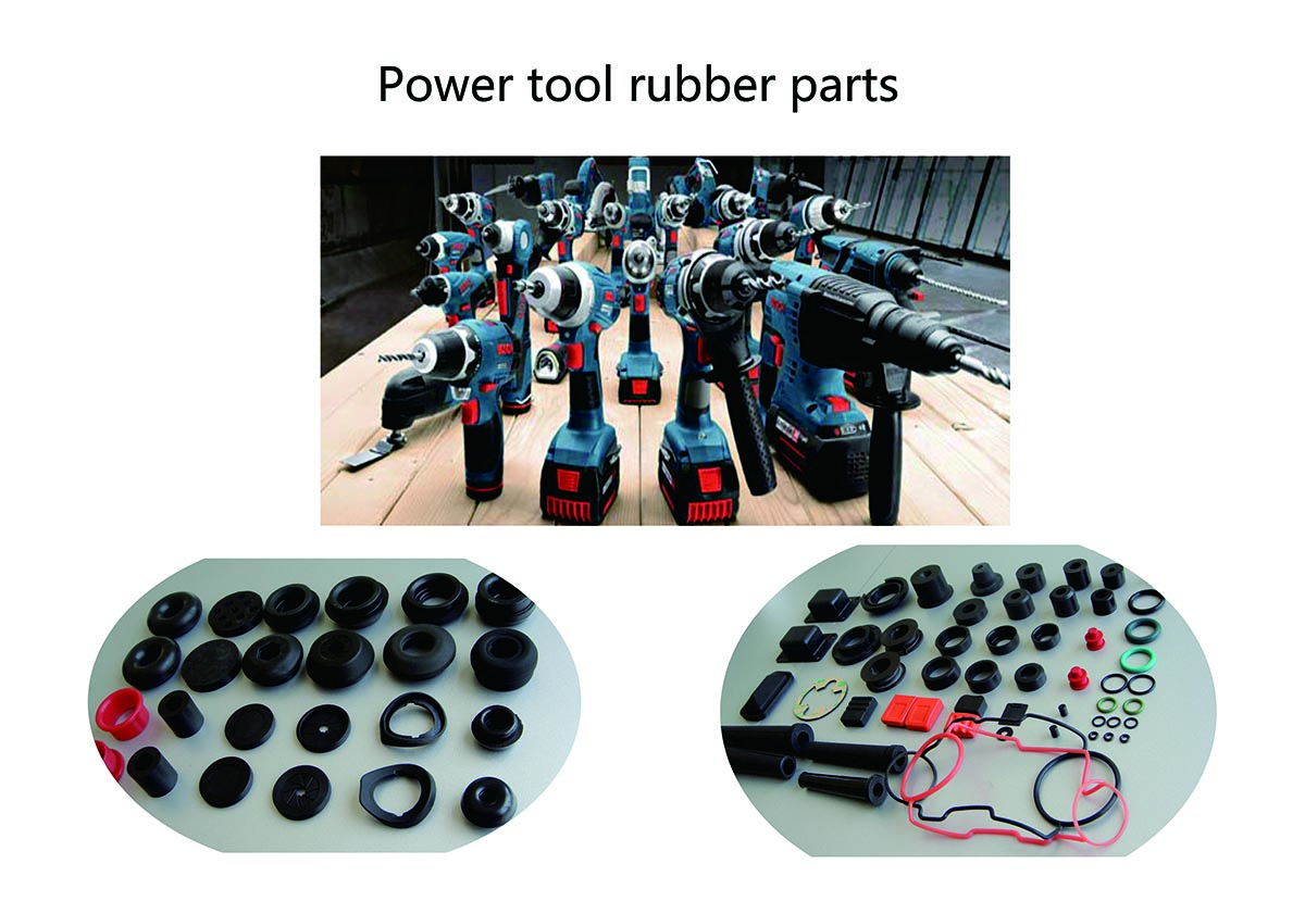 Power Tools Rubber ...